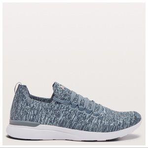 APL Techloom Breeze Shoes - Slate/Grey/GLOW